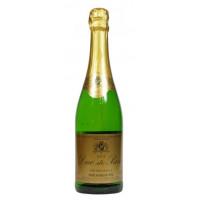 Вино игристое Дюк Де Пари брют белое 0,75л 10,5%