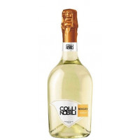 Вино игристое Колли Нобили Москато белое сладкое 0,75л 8%