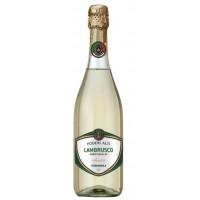 Вино игристое Ламбруско дель`Эмилия Подери Альти белое п/сл 0,75л 7,5%