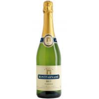 Вино игристое Монпарнас брют белое 10,5% 0,75л
