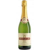 Вино игристое Монпарнас п/сладкое белое 10,5% 0,75л