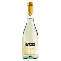 Вино игристое Рубиконе Риуните Д' Оро белое п/сл 0,75л 8%