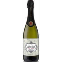 Вино игристое Санкть-Петербургъ Традиционное п/сухое белое 0,75л 10,5-13%