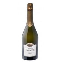 Вино игристое Шато Тамань брют белое 0,75л 12,5%