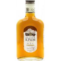 Коньяк Остров Крыма Российский 5лет 0,25л 40%