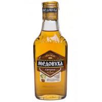 Настойка горькая Медовуха гречишная с ароматом меда 0,25л 40%