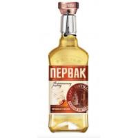 Настойка горькая Первак домашний перцовый с медом 0,5л 40%