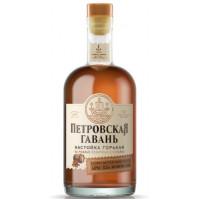 Настойка горькая Петровская Гавань 0,5л 40%