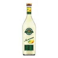 Настойка Зеленая марка лимонная сладкая 0,5л 29%