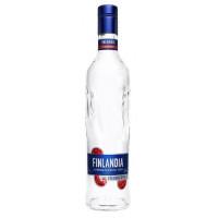 Напиток спиртной Финляндия крэнберри со вкусом клюквы 37,5% 0,7л