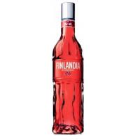 Напиток спиртной Финляндия рэдберри со вкусом клюквы 0,5л 37,5%