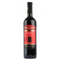 Вино Вазиани Мукузани красное сухое 0,75л 13,0%
