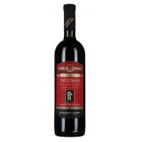 Вино Вазиани Пиросмани красное п/сухое 0,75л 12,5%