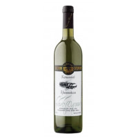Вино Вазиани Цинандали Кахетия белое сухое 0,75л 13,0%