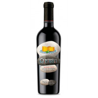 Вино Гемриели красное п/сладкое 0,5л 13%