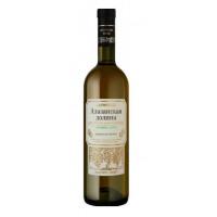 Вино Гремсеули Алазанская долина белое п/сл 0,75л 10,5%-12%
