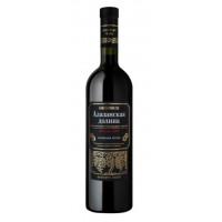 Вино Гремсеули Алазанская долина красное п/сл 0,75л 10,5-12%
