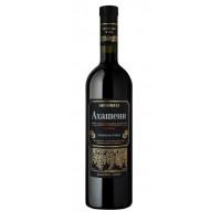 Вино Гремсеули Ахашени красное п/сл 0,75л 12%