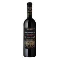 Вино Гремсеули Киндзмараули красное п/сл 0,75л 12%