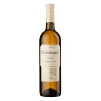 Вино Гремсеули Цинандали белое сухое 0,75л 12%