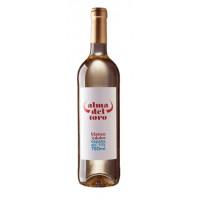 Вино Альма Дель Торо белое п/сладкое 0,75л 11,5%