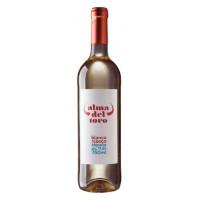 Вино Альма Дель Торо белое п/сухое 0,75л 11,5%