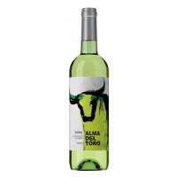 Вино Альма Дель Торо Виура белое сухое 0,75л 11,5%