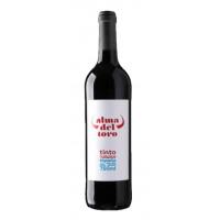 Вино Альма Дель Торо красное п/сл 0,75л 12%