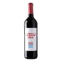 Вино Альма Дель Торо красное сухое 0,75л 12,5%