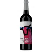 Вино Альма Дель Торо Темпранильо красное сухое 6 месяцев 0,75л 13%
