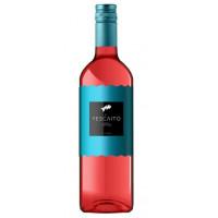 Вино Валенсия Эль Пескаито Бобаль-Гренаш розовое сухое 0,75л 12%