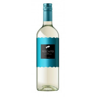 Вино Валенсия Эль Пескаито Виура-Совиньон блан белое сухое 0,75л 11,5%
