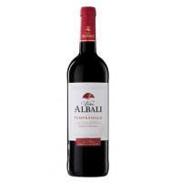 Вино Винья Албали Темпранильо Вальдепеньянс красное п/сух 0,75л 13%
