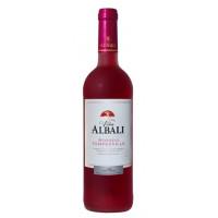 Вино Винья Албали Темпранильо розовое п/сух 0,75л 13%