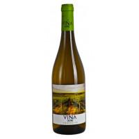 Вино Винья Кастро Вердехо белое сухое 0,75л 12%