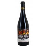 Вино Винья Кастро Темпранильо-Мерло красное сухое 0,75л 13%