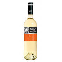 Вино Гран Кастильо Виура белое сухое 0,75л 11%