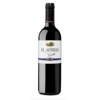 Вино Иль Сотилло красное сухое 0,75л 11%