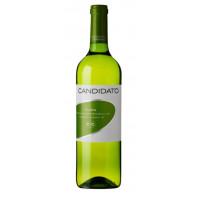 Вино Кандидато Виура белое сухое 0,75л 11,5%