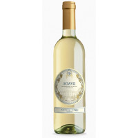 Вино Антике Терре Венете Соаве белое п/сух 0,75л 12,5%