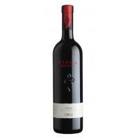Вино Биджи Випра Росса Умбрия красное п/сух 0,75л 13,5%