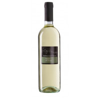Вино Боргоантико белое сухое 0,75л 12%