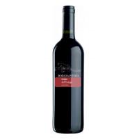 Вино Боргоантико красное п/сл 0,75л 11,5%