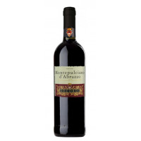 "Вино Декорди Монтепульчано д""Абруццо красное сухое 0,75л 12,5%"