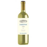 Вино Иль Гаджо Шардоне Венето белое сухое 0,75л 11%