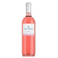 Вино Монтефьоре розовое п/сух 0,75л 11,5%