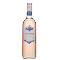 Вино Пино Грижио Розе Провинция Ди Павиа розовое сухое 0,75л 12%