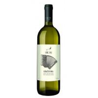 Вино Грашевина белое сухое 1л 11,5%