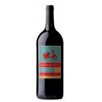 Вино Бонавита красное п/сухое 0,75л 13,5%