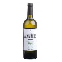 Вино Альминские холмы Алиготе белое сухое 0,75л 10-12%